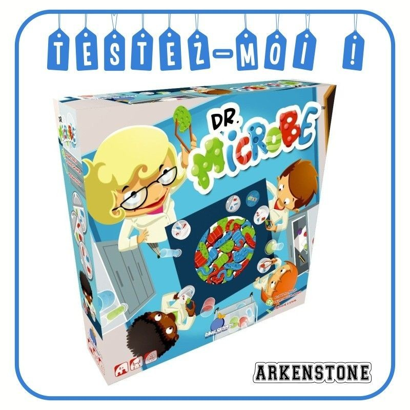 Arkenstone Docteur Microbe