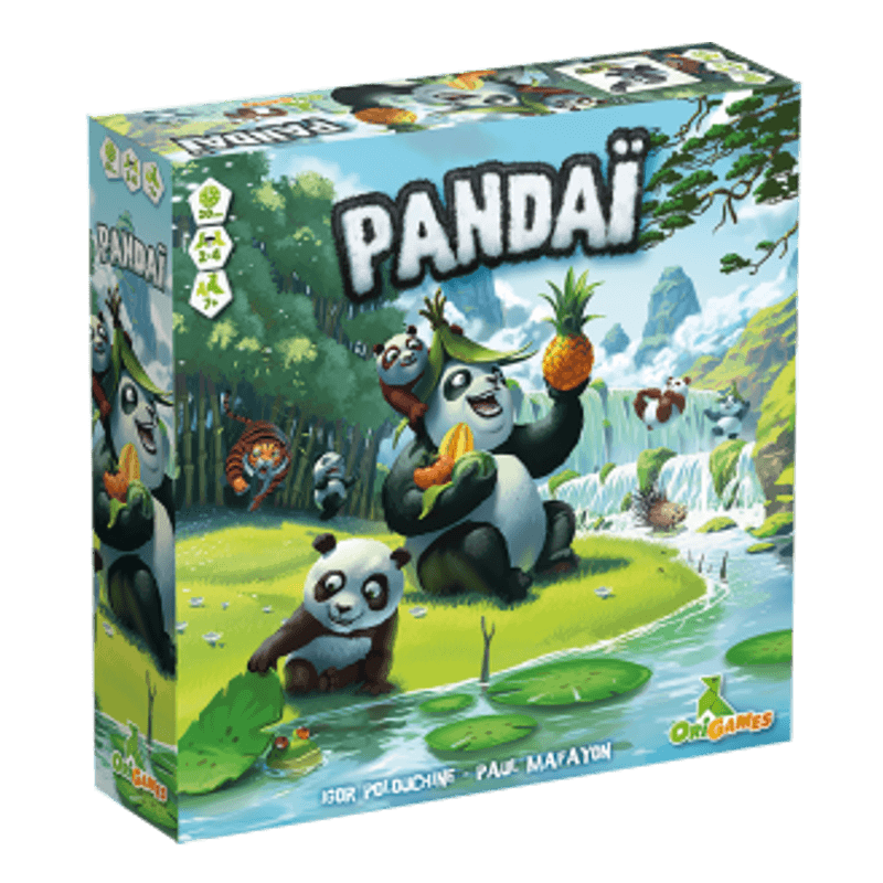 Pandaï jeu de société