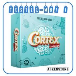 Cortex Challenge location arkenstone