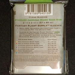 protège carte Fantasy Flight Standard USA Verso zoom
