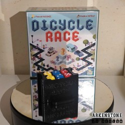 Dicycle Race rangements 3D dés