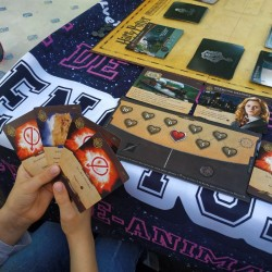 Harry Potter Hogwarts Battle cartes
