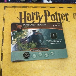 Harry Potter Hogwarts Battle lieu ennemi