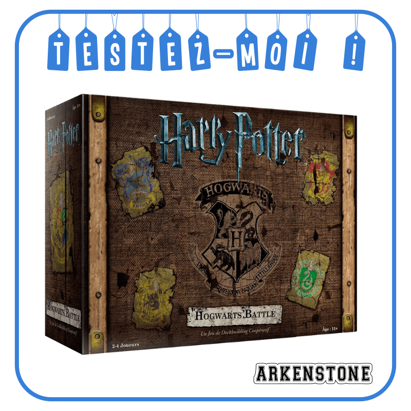 Harry Potter Hogwarts Battle arkenstone Location