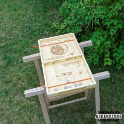 Location jeu en bois SpeedWood Passe trappe