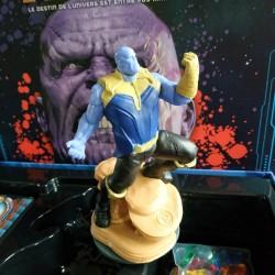 L'ascension de Thanos figurine