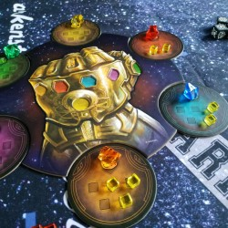 L'ascension de Thanos gant