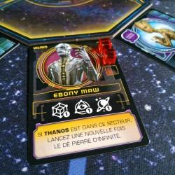 L'ascension de Thanos carte vilain