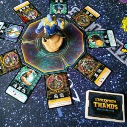 L'ascension de Thanos plateau de jeu