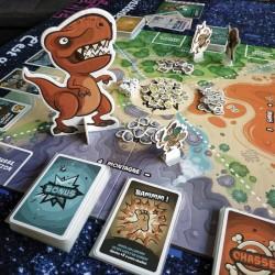 Krom jeu de société Kromosaure