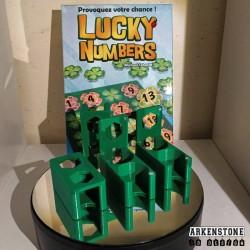 Lucky numbers jeu de société Rangements 3D boites