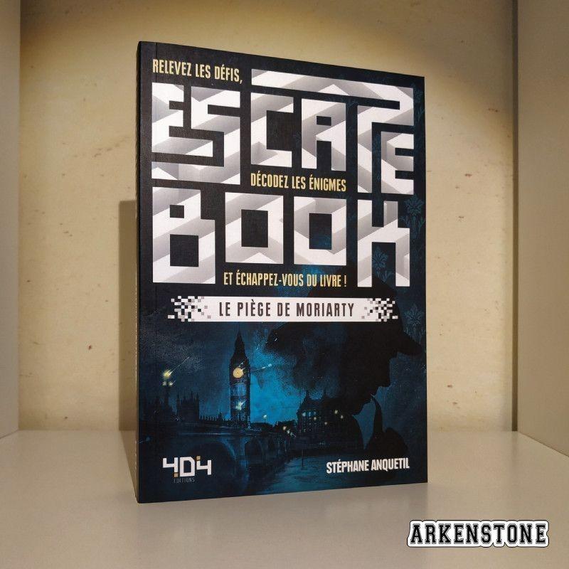 arkenstone escape book le piège de Moriarty
