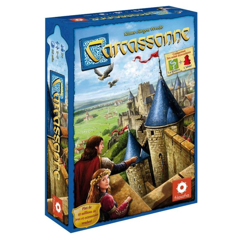 Arkenstone Carcassonne