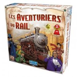 Arkenstone Les aventuriers du rail