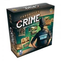 Arkenstone Chronicles of crime