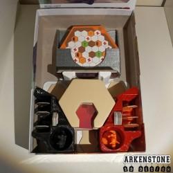 Rangement boite Shadows : Amsterdam jeu de société Arkenstone