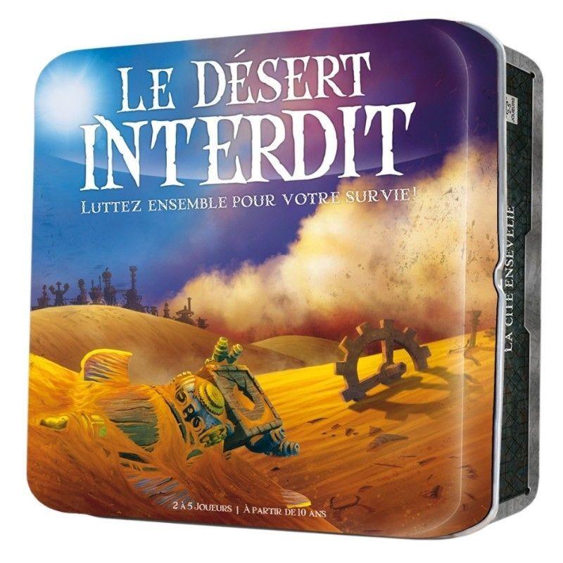 Le désert interdit Jeu de société arkenstone